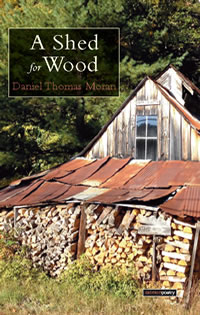 A Shed for Wood by Daniel Thomas Moran.