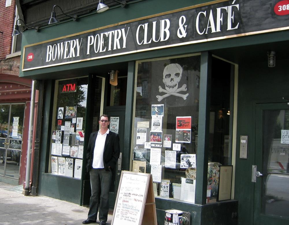The Bowery Poetry Club NYC 2007