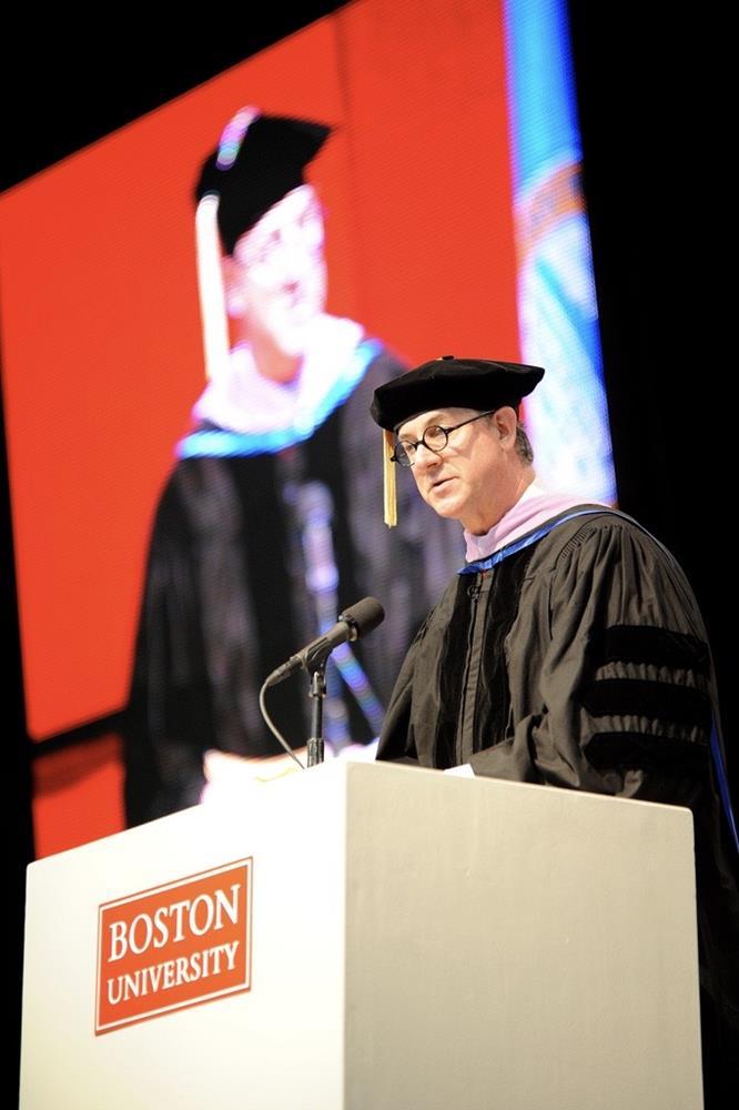 Commencement Address Boston University 2011