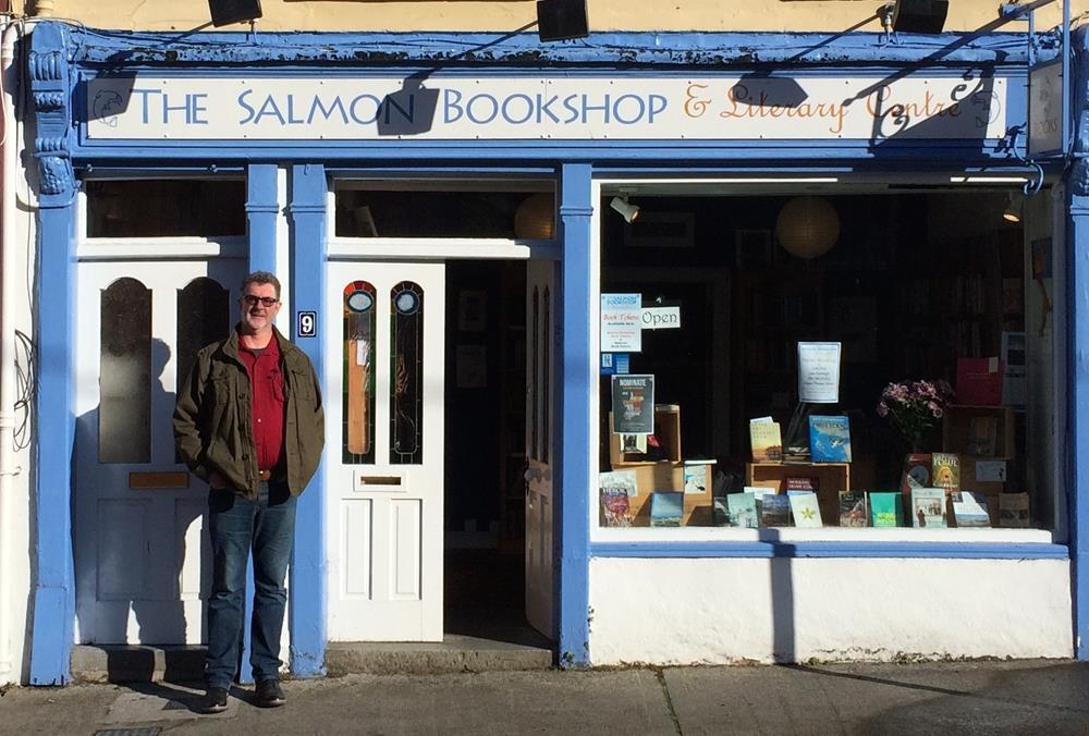 Salmon Bookshop/Ennistymon ,Ireland 2014