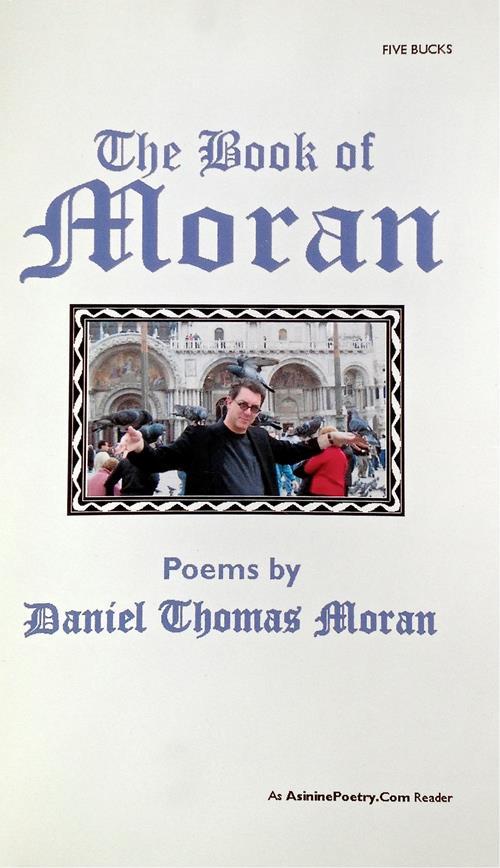 The Book of Moran Cover