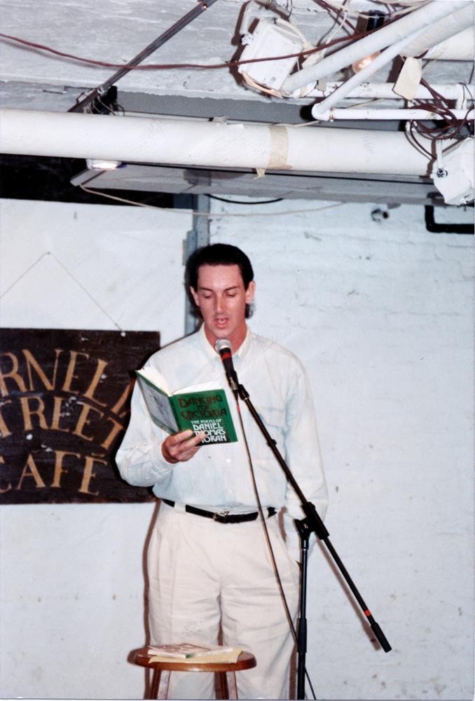 Cornelia Street Cafe, NYC 1992